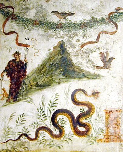 bacchus-vesuvius