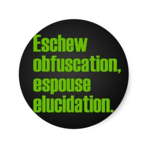 eschew_obfuscation